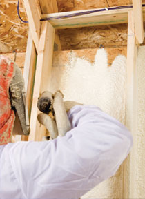 Denver Spray Foam Insulation Services and Benefits